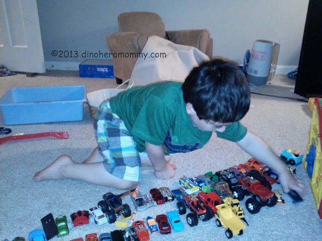 lining up cars - Copy